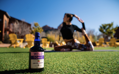 Stay Zen With Wild Tonic