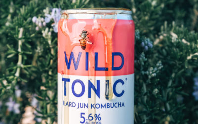 Celebrate National Honey Month With Wild Tonic