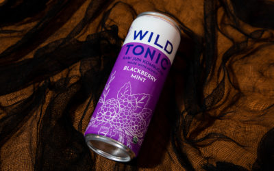 Wild and Witchy: Wild Tonic For a Healthier Halloween!