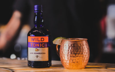 Five Easy and Delicious Cocktails with Wild Tonic