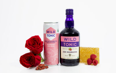 Keep Calm and Drink Wild Tonic